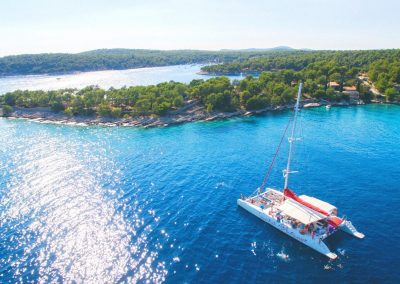Split boat excursions, day excursions from Split